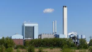 Heizkraftwerk Tiefstack