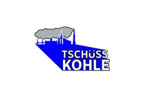 Logo Tschüss Kohle pur CMYK