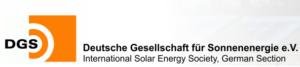 Deutsche Gesellschaft für Sonnenenergie e.V. Sektion Hamburg